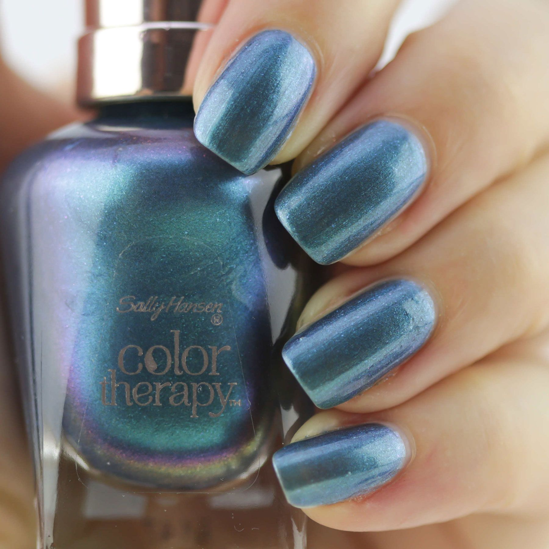 Colour therapy for sciatica - Colour Therapy For Sleep Give Your Nails Spa Luxury With New Sally Hansen Color Therapy