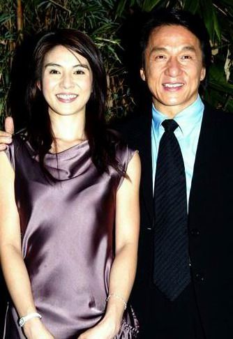 Jackie Chan Wife / Jackie Chan | Jackie chan, Jackie