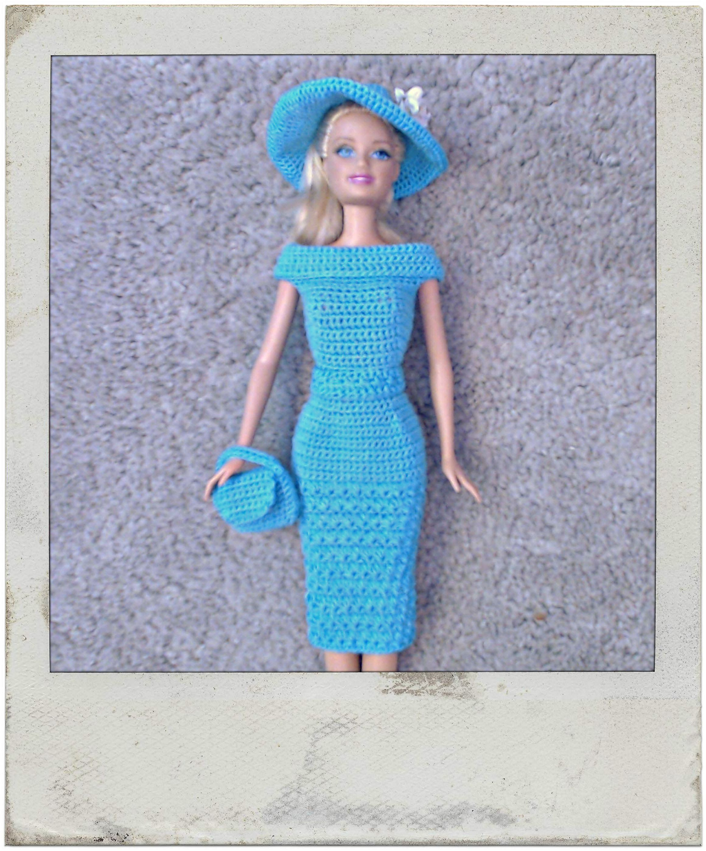 Crochet - Barbie\'s Star Stich Dress   Youtube Crochet   Pinterest ...