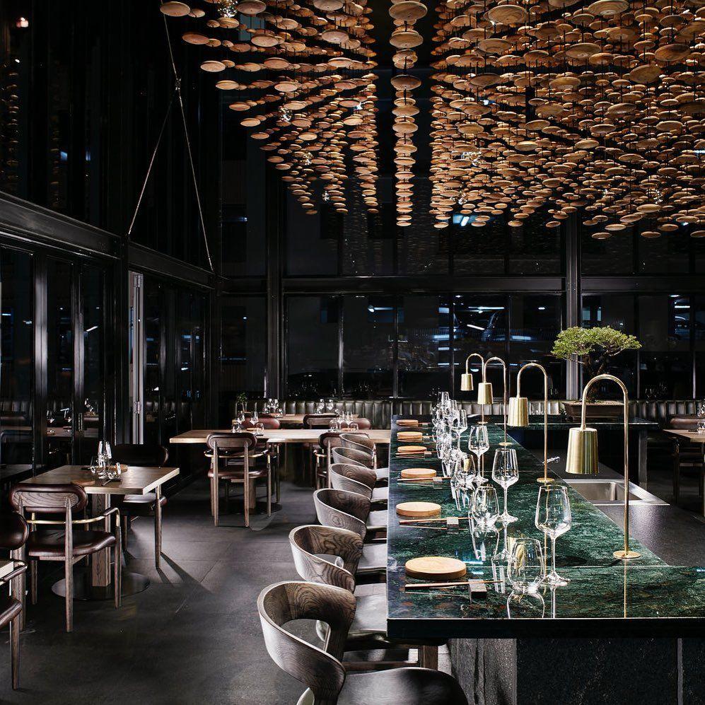 Tristan Plessis On Instagram Fynrestaurant Is Making Vouchers Available For Future Use To Help The In 2020 Bar Design Restaurant Bar Design Awards Restaurant Design