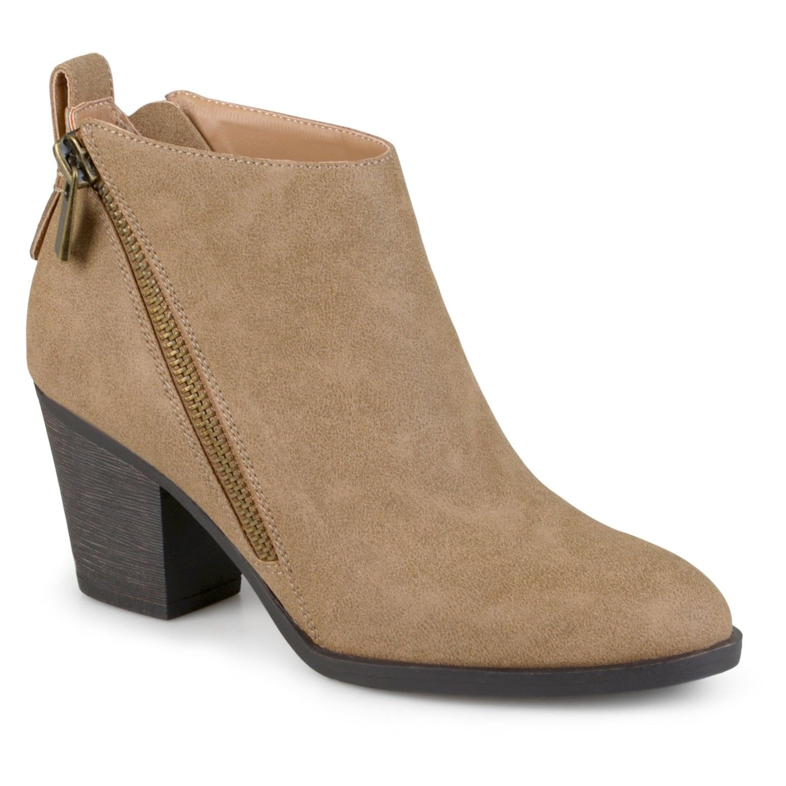 Journee Collection Bristl ... Women's Ankle Boots dzyn8