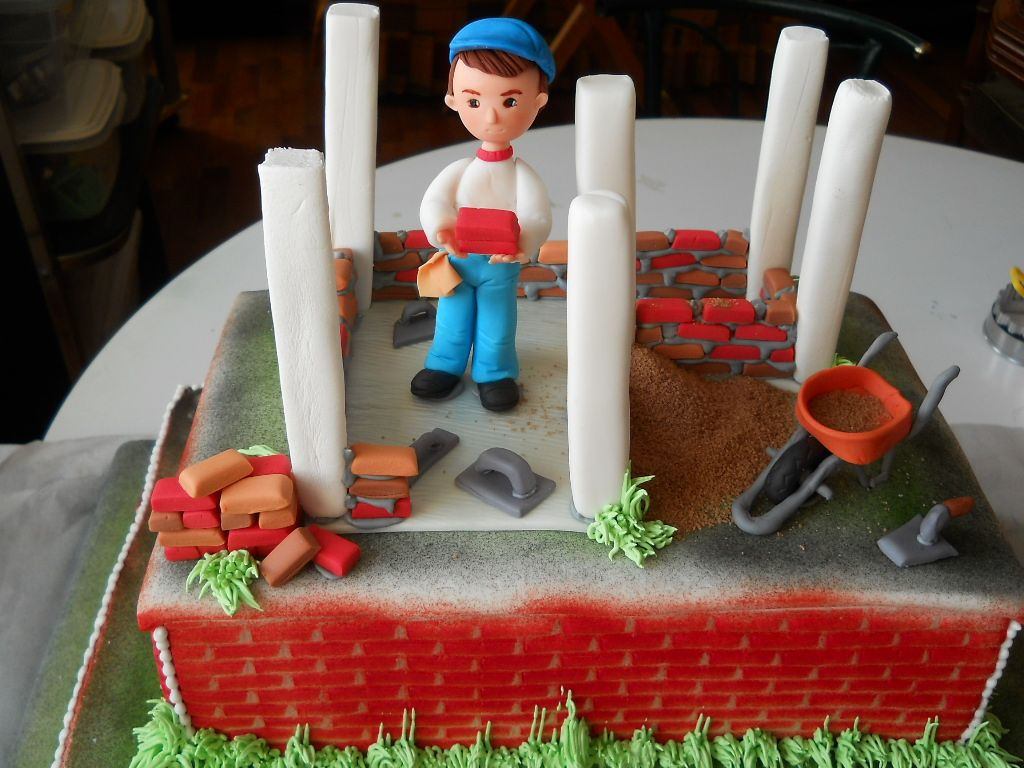 Torta de Albañil.