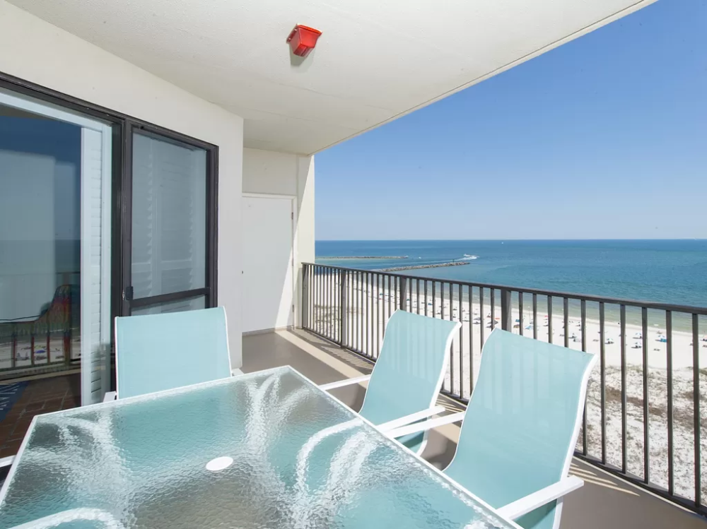 Phoenix East II 2121 Beautiful Corner Unit with Large, Wraparound Balcony! - Orange Beach in ...