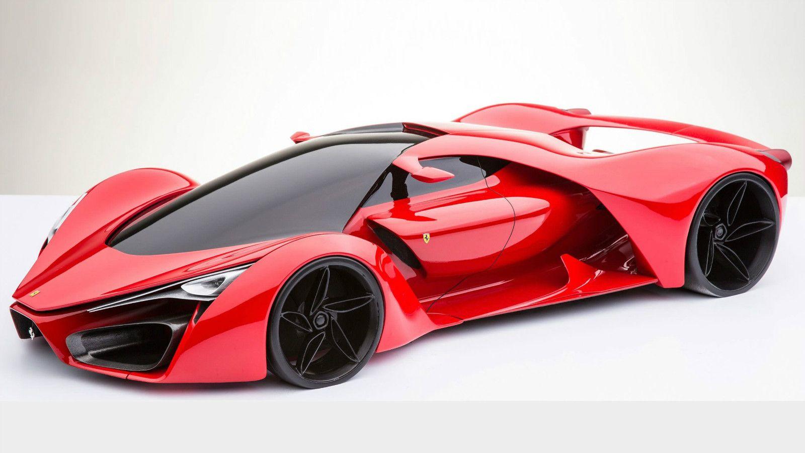 Ferrari F80 Supercar Concept Arch2o Com Super Cars Ferrari F80 Ferrari Car