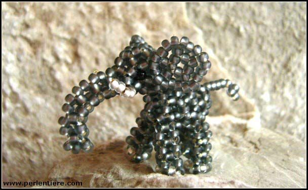 Beads Animals and more ... * Jalailas pearls wildlife *
