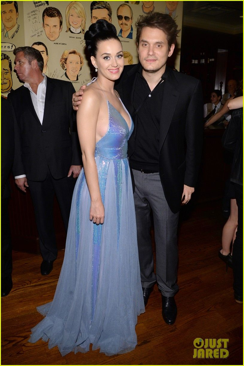 Katy Perry & John Mayer: Sony Music Grammys 2014 After Party