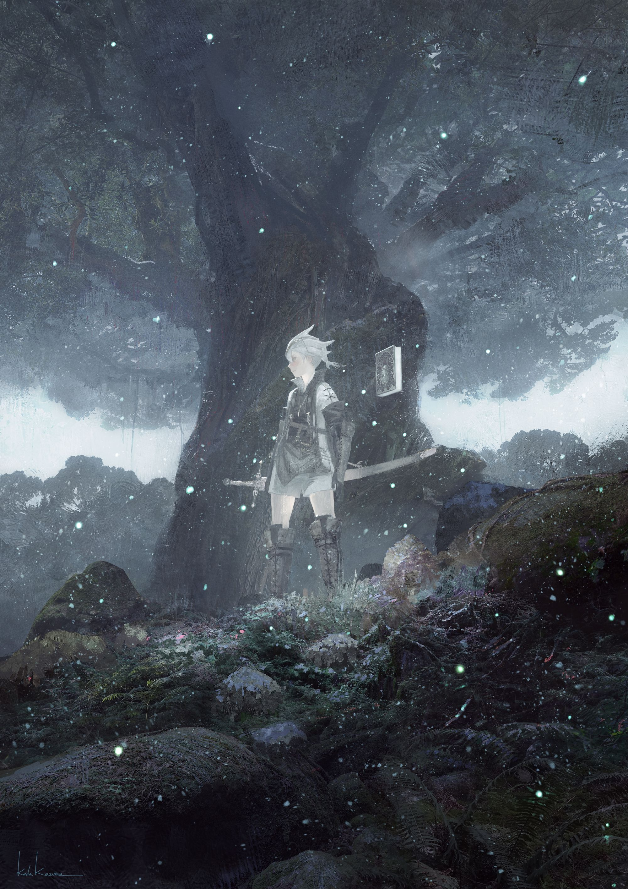 NIER REPLICANT NOW In Development for PS4 and XBox in 2020