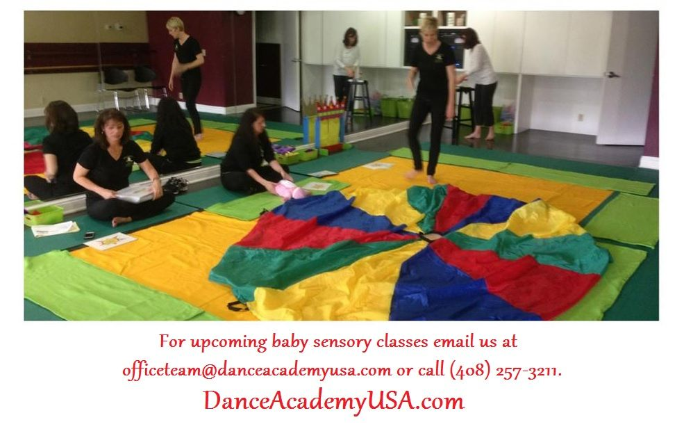 Contact us for more info about baby sensory