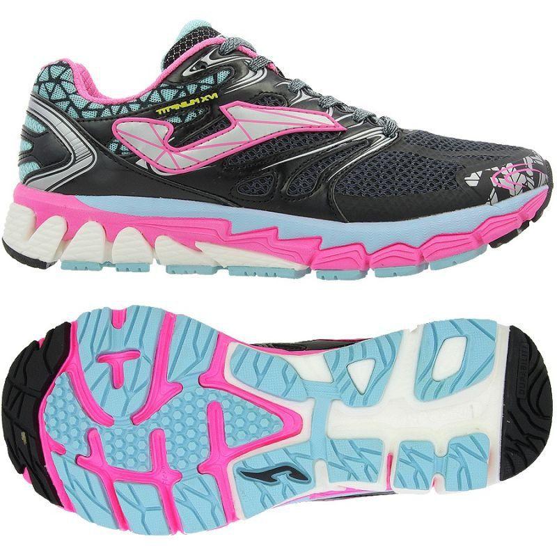 Buty Biegowe Joma R Titanium Lady W R Titals 701 Czarne Rozowe Wielokolorowe Running Shoes Best Running Shoes Running