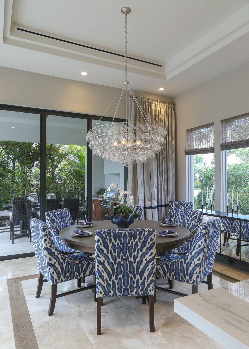 Naples Florida Parade Of Homes Recap Classy Dining Room Room