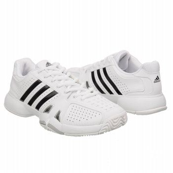 adidas Adipwr Barricade Tm 2.0 Shoes (White/Black/Onyx) - Men's Shoes - 11.5 M