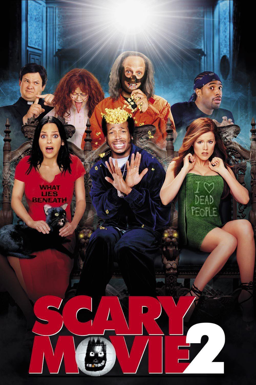 Scary Movie 2 Todo Mundo Em Panico 2 Filmes Posteres De Filmes