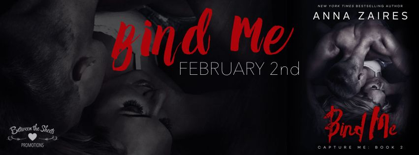 BIND ME by Anna Zaires  RELEASE BLITZ