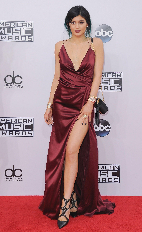 Best Looks Kylie Jenner Award Show Dresses Celebrity Dresses Nice Dresses
