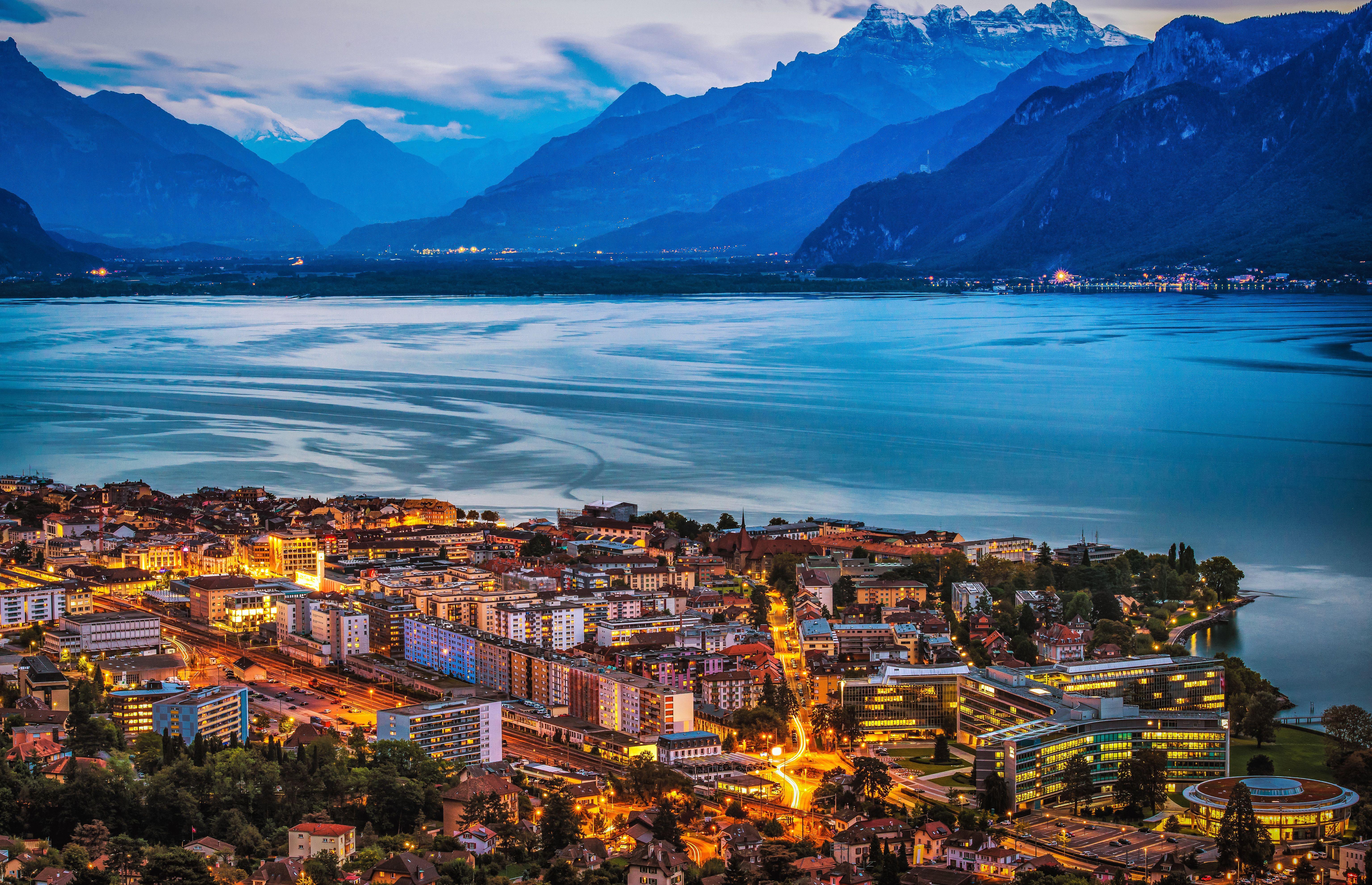 Vevey Switzerland On Lake Geneva Places To Visit Switzerland Cities Places In Switzerland