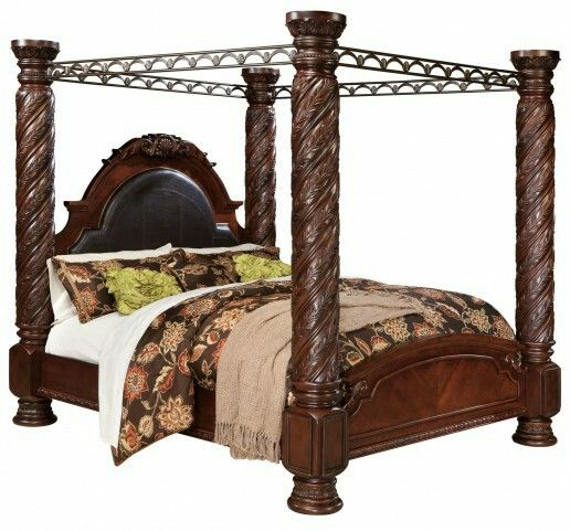 My Dream Bed Canopy Bedroom Sets Bedroom Sets King Size Canopy Bed