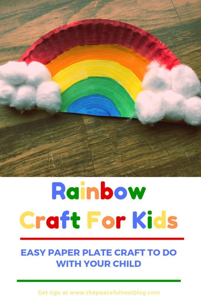 Bilden Sie ein Spaßregenbogenhandwerk mit Ihrem Kleinkind oder Vorschüler! Viel Spaß beim ...  #bilden #ihrem #kleinkind #regenbogenhandwerk #vorschuler #rainbowcrafts