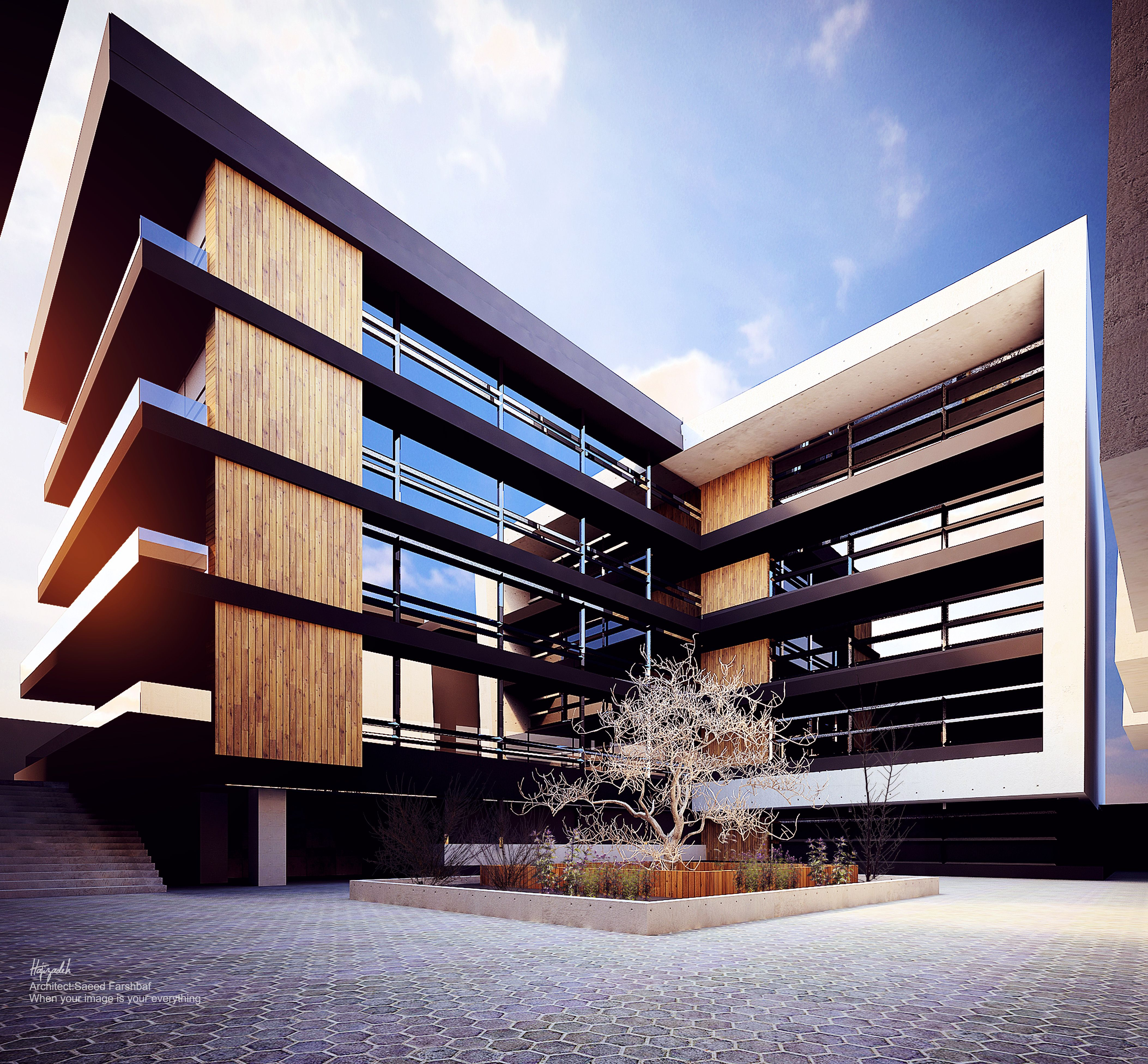 3ds Max Library ComplexArchitectsaeed Farshbaf 3D Designer MOhsen