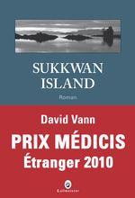 #recomiendoleer Sukkwan Island, David Vann. Sobre padres e hijos. No apta para estómagos sensibles.