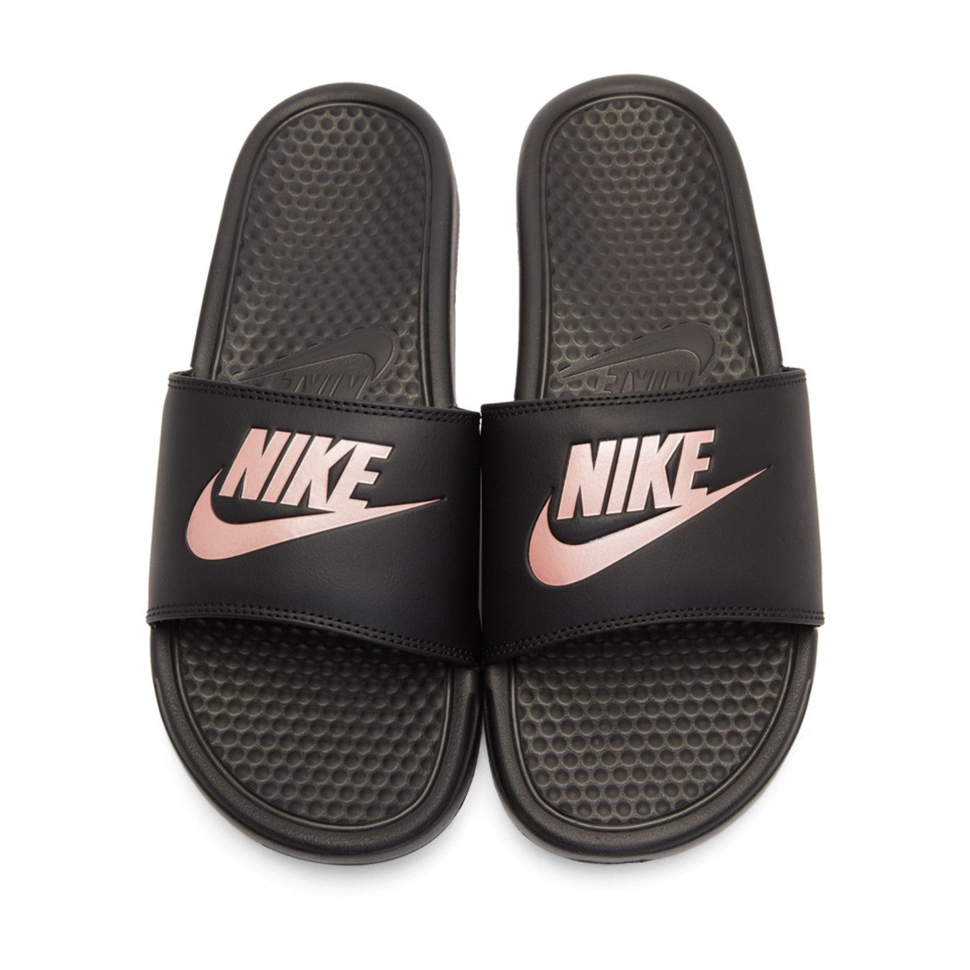 Slide into Summer with these Sparkling Nike Slide Sandals