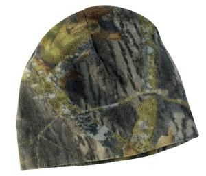 881ddd2d415 Port Authority® - Mossy Oak® Fleece Beanie. This beanie has an anti-pill  finish for lasting wear and it s perfect for times you want warmth without  bulk or ...