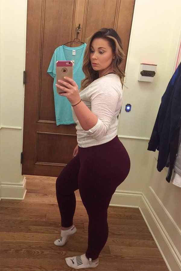 Pawg self shot