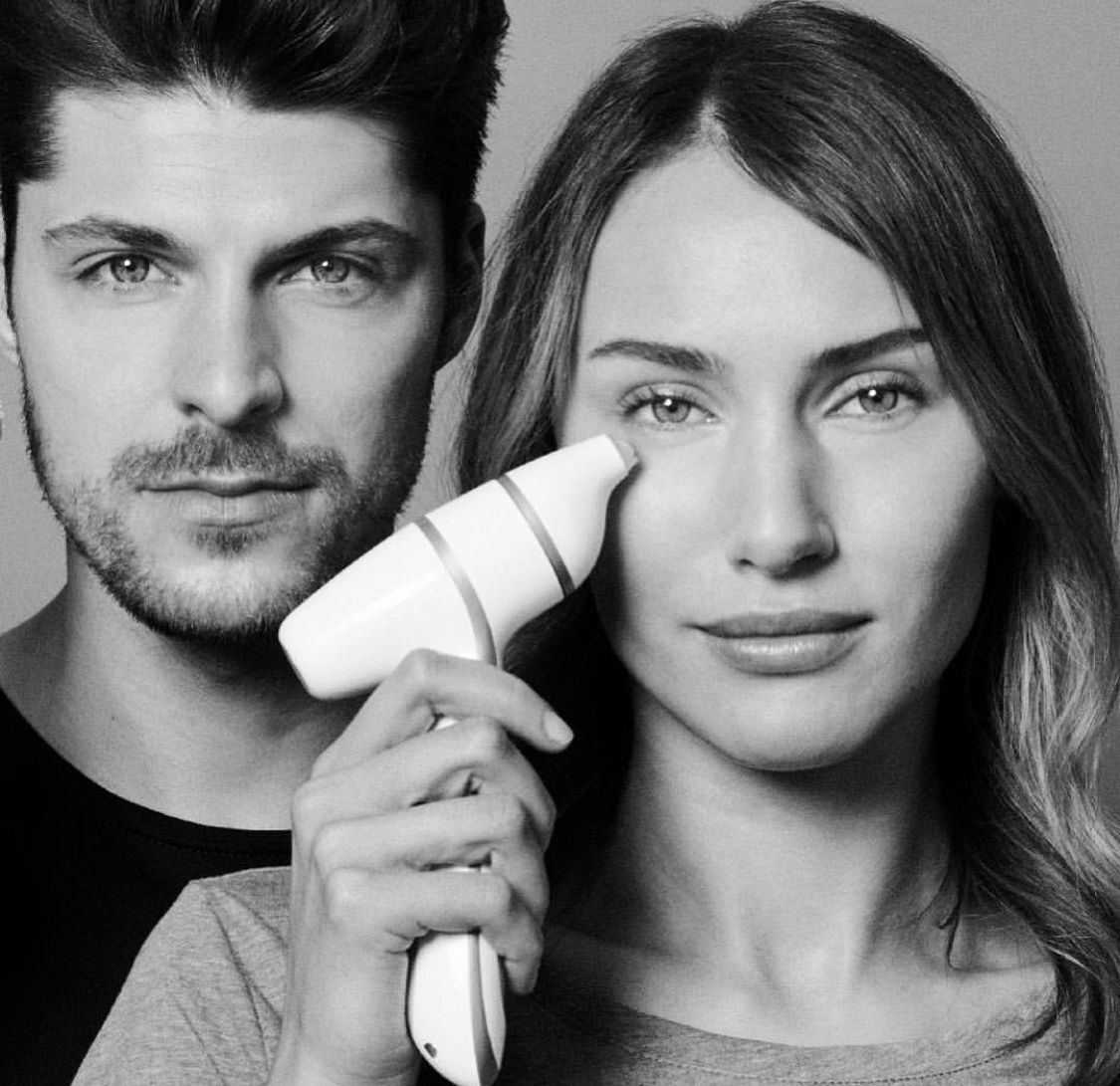 LumiSpa Accent with Ideal Eyes in 2020 Spot treatment