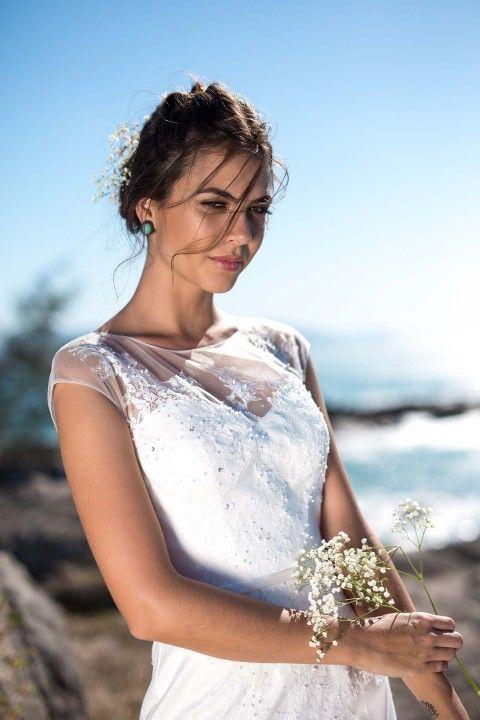 Brautkleider von Laure de Lis – Harmonie der Gegensätze | Wedding ...