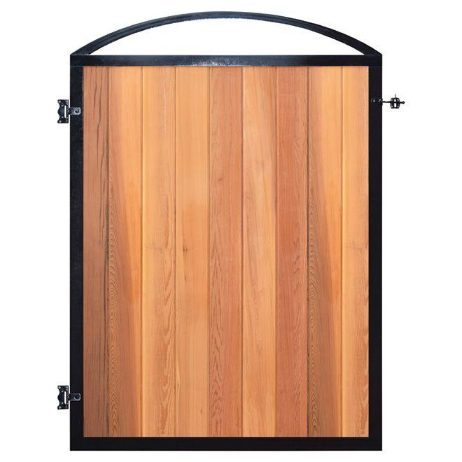 Gate frame - Black - 49 5/8\