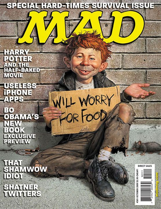 mad magazine | mad magazine the idiotical Happy Labor Day from The Idiotical! MAD ...