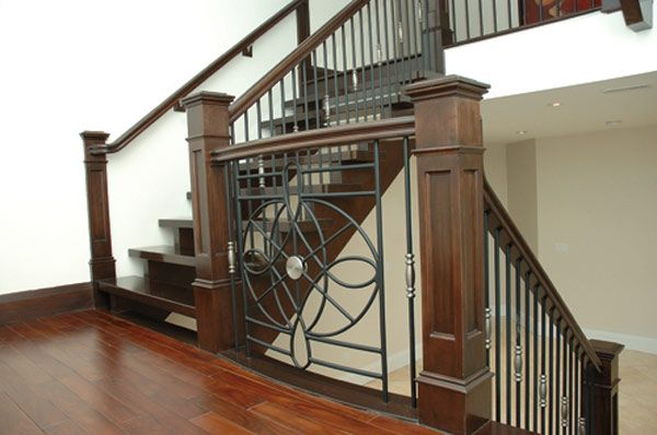 Staircase Railing Manufacturer Ontario Canada | Shipway Stairs