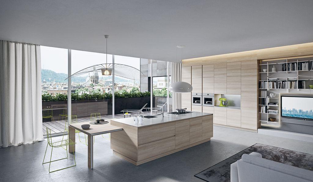 30 best Arrital cucine images on Pinterest Kitchens, Beaver - u form küche