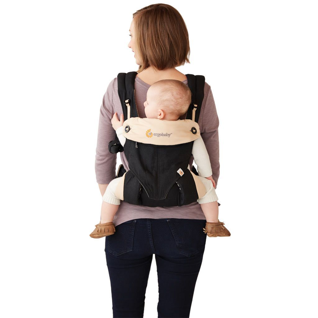 Fashion style Baby ergo carrier how to wear front for woman