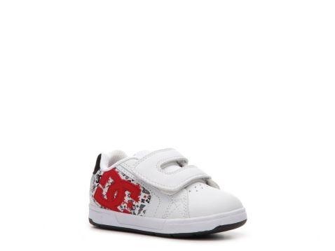 DC Shoes Net V Boys Infant & Toddler Sneaker