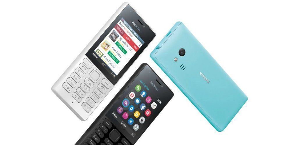 Nokia 216 Dual SIM: New Feature Phone in the market