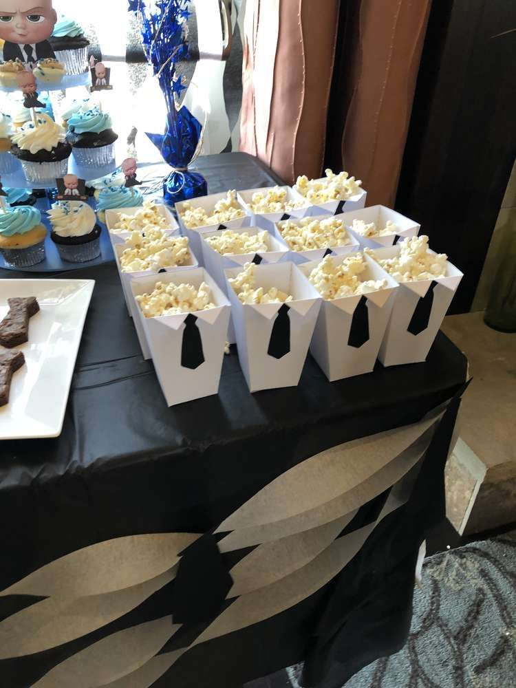 Boss Baby Birthday Birthday Party Ideas Baby Birthday Party
