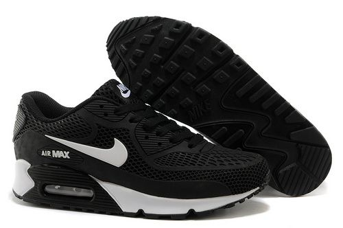 official photos 020ea fcaa6 Women s And Men s Nike Air Max 90 A Plastic Shoes Lovers Black White only  US 89.00 - follow me to pick up couopons.