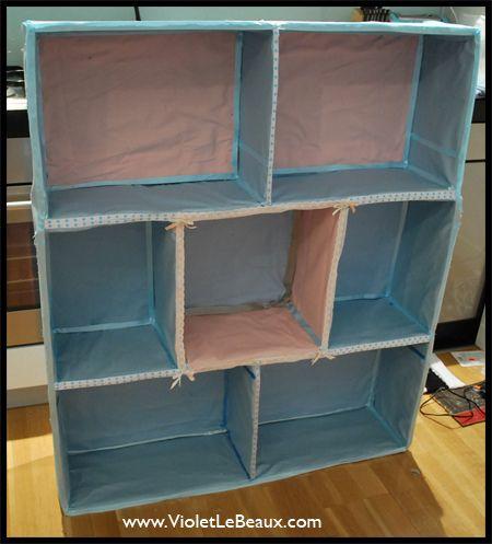 Box Furniture Tutorials Diy Cardboard Furniture Cardboard Storage Cardboard Furniture