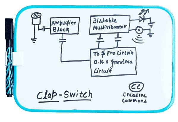 Clap Switch  Simple  Illustrated  You Can Build It