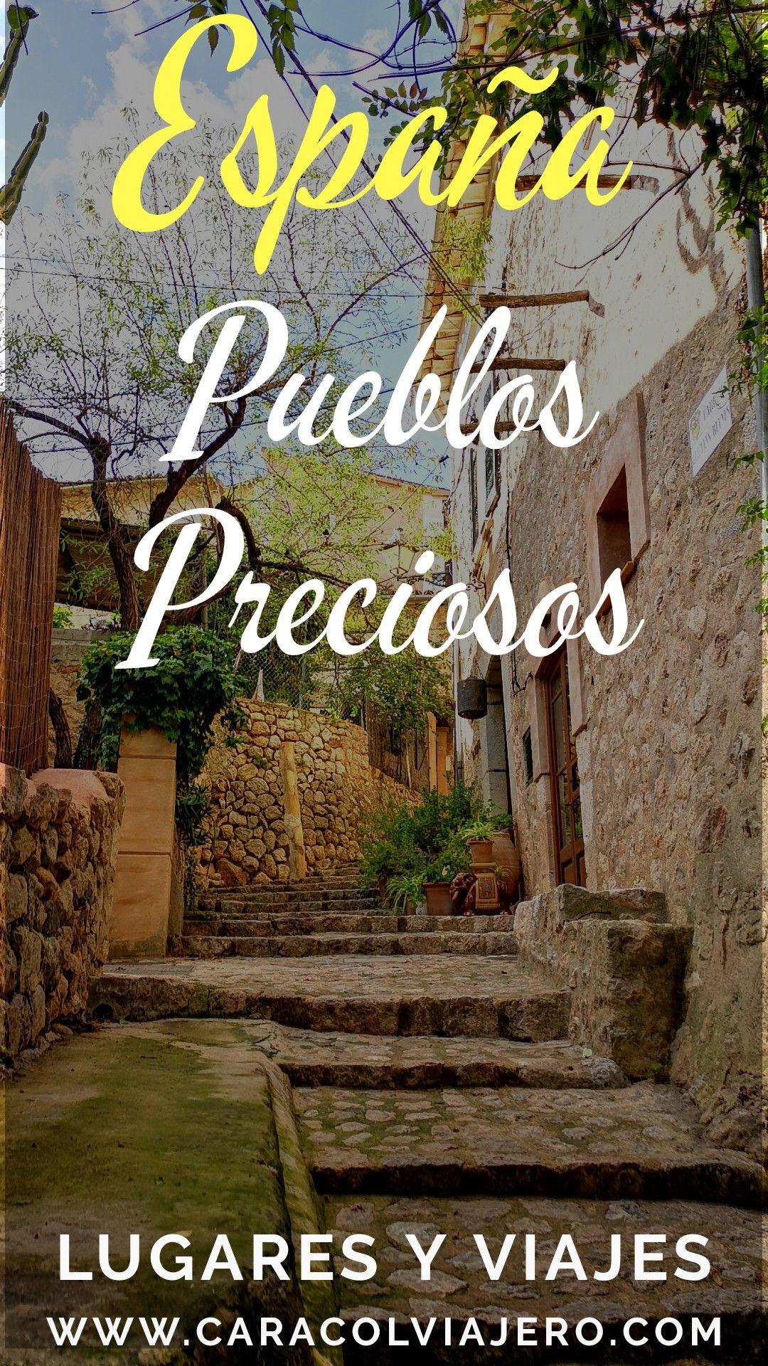 Pueblos Con Encanto En España Localidades Bonitas Caracol Viajero Pueblos De España Lugares De España Viaje A Europa