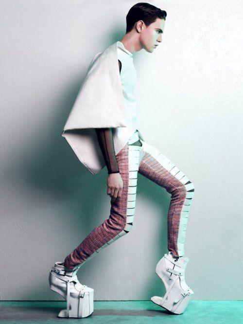 Futuristic fashion, Fashion, Mens outfits