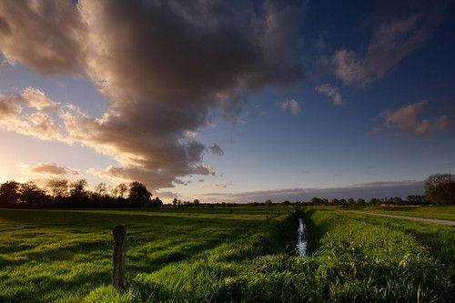 Netherlands Landscape Photography by Niek Bouwen