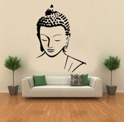 Hoopoe Decor Small Wall Sticker Price In India Buy Hoopoe Decor