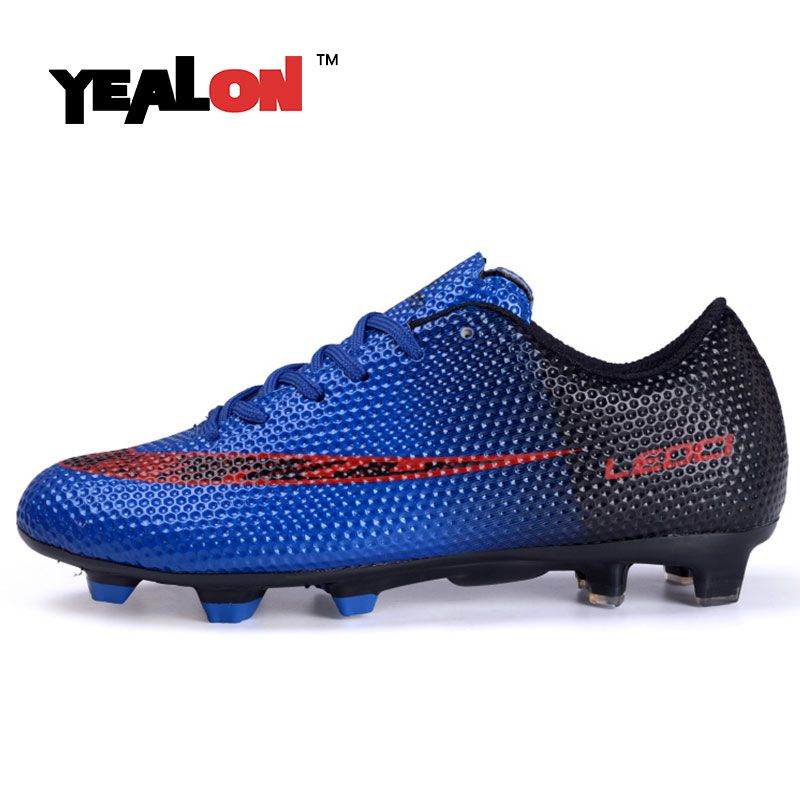 247df0dfc YEALON Football Boots Futsal Men Original Shoes Soccer Cleats Superfly Kids Cleats  Superfly Sneakers Football Shoes Women Size 4  Affiliate