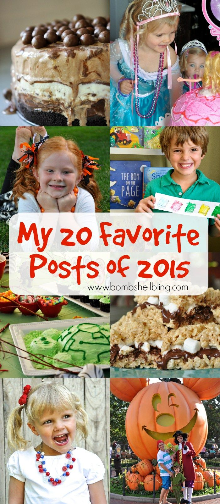 My 20 Favorite Posts of 2015 on Bombshell Bling
