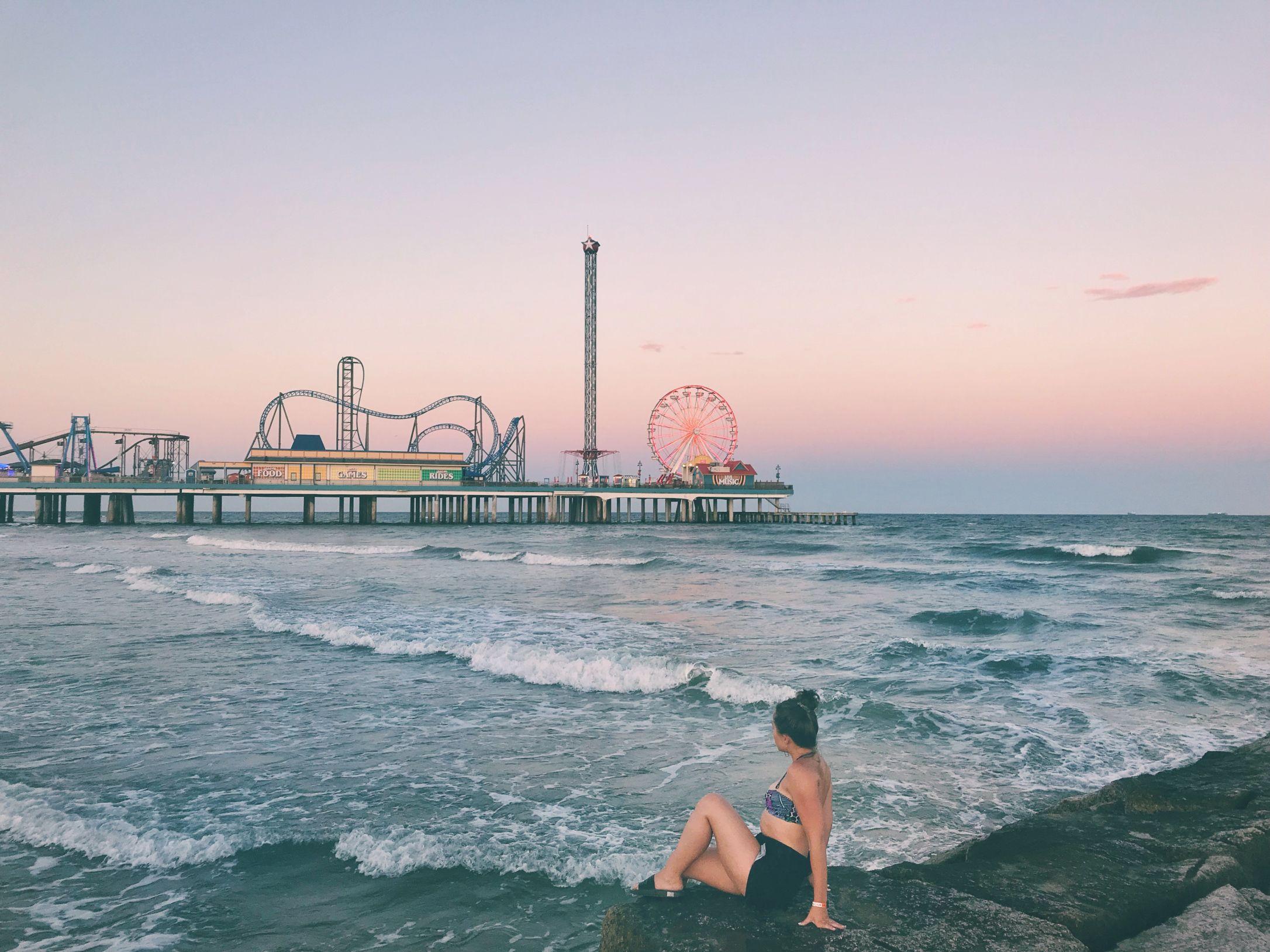 A Quick Trip To Galveston Texas With