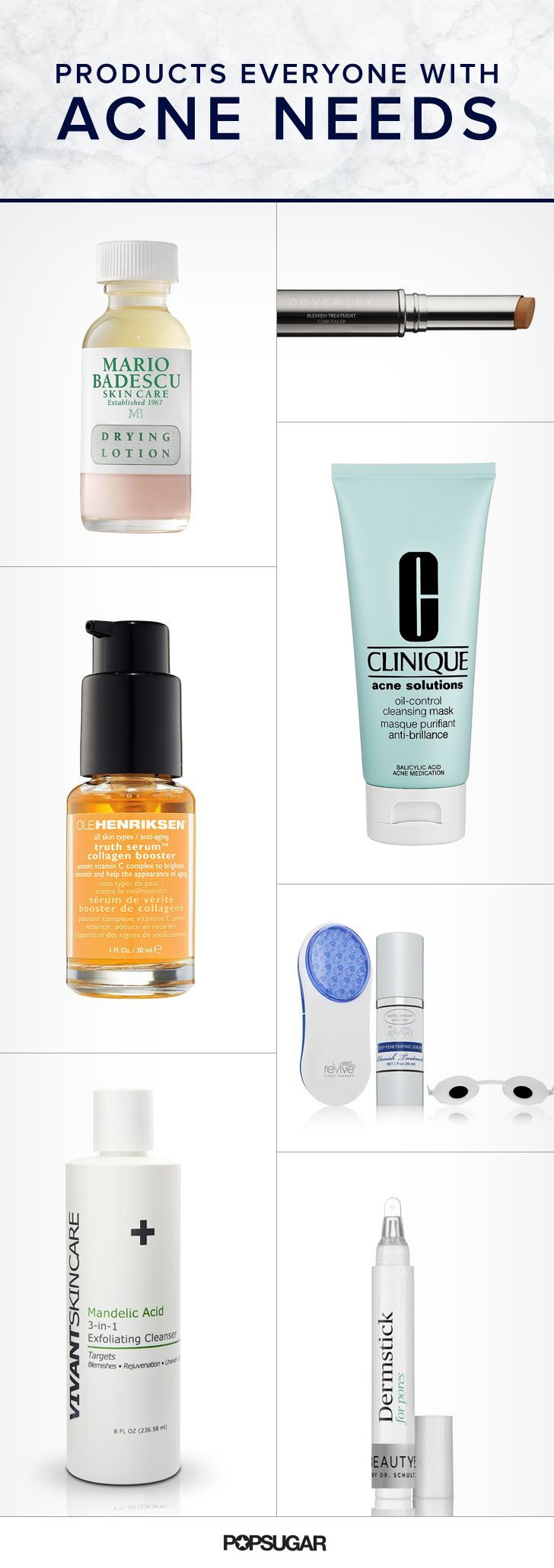 10 Products Every AcneProne Beauty Needs in Her Arsenal