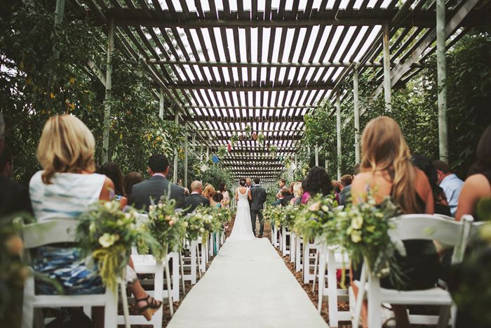 Saskatoon Farm Wedding Ceremony