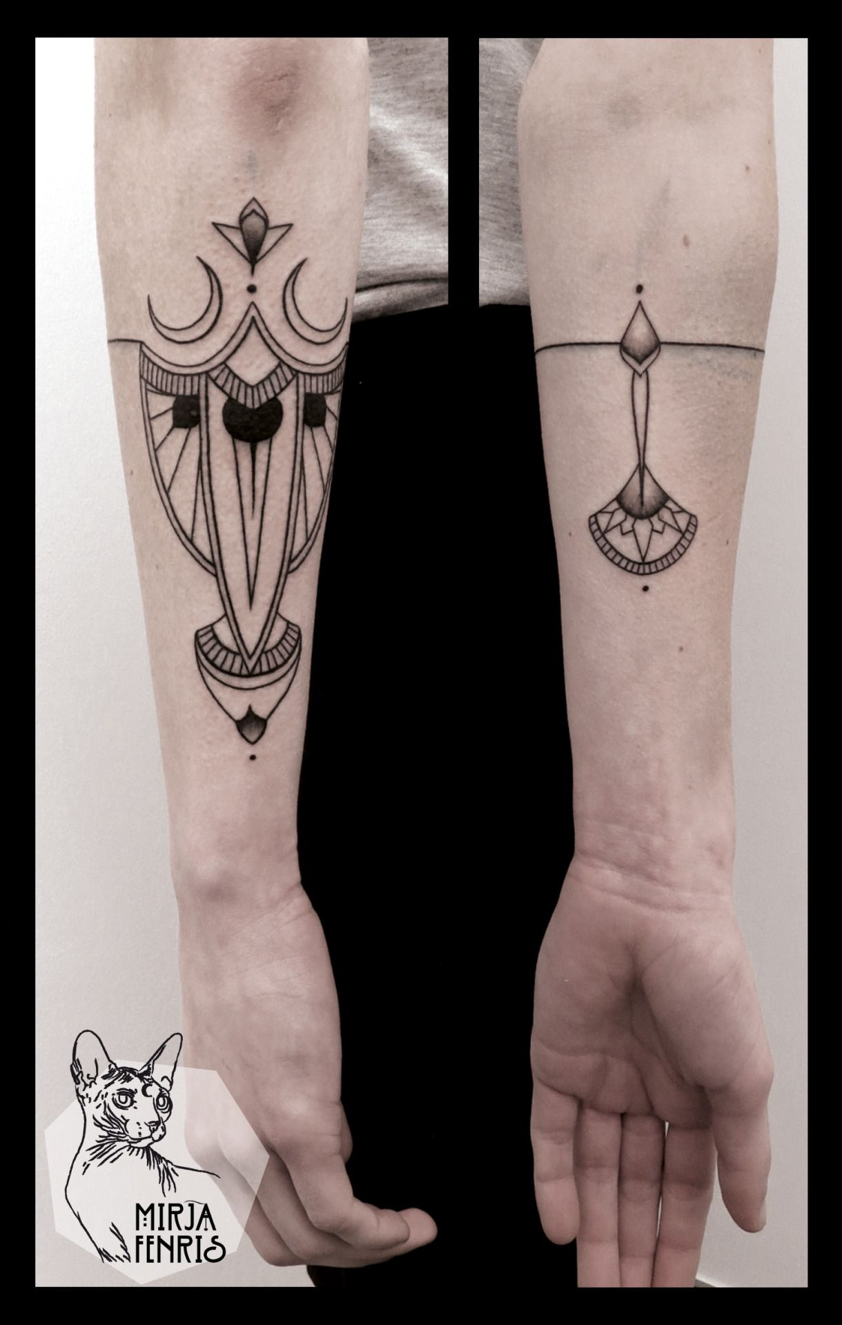 f32dd1aaa Mirja Fenris Tattoo : Foto Dot Work Tattoo, Piercing Tattoo, Piercings, Tattoo  Studio