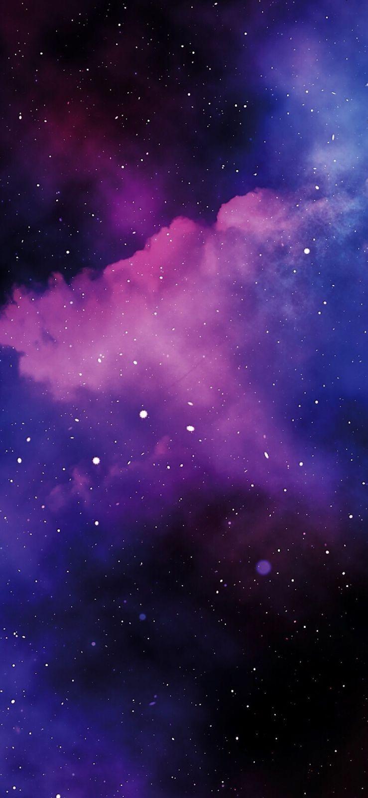 Pin By Yura Zen On خلفيات Wallpapers Best Iphone Wallpapers Purple Galaxy Wallpaper Wallpaper Space